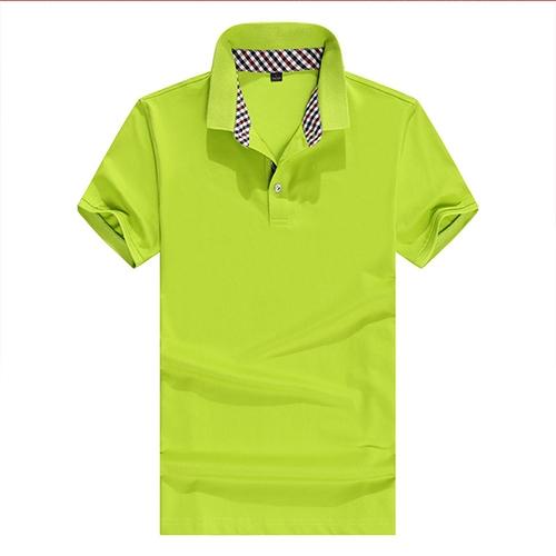 草绿 POLO衫