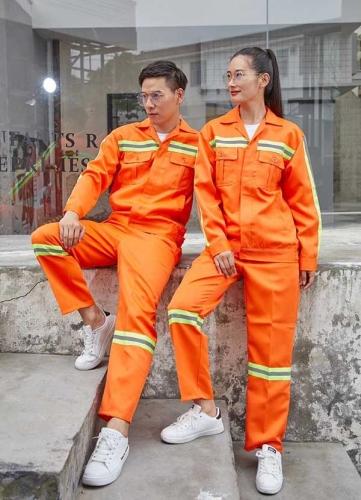 吴中反光条工作服